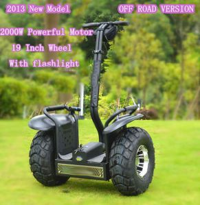 z1 segway style personal transporter