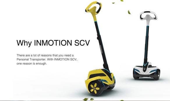 inmotion scv r1 ex