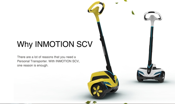 inmotion scv r1ex
