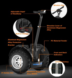 segway alternative