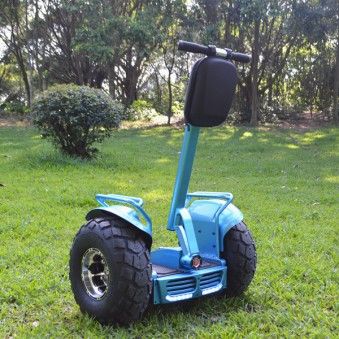 blue segway z1-d plus