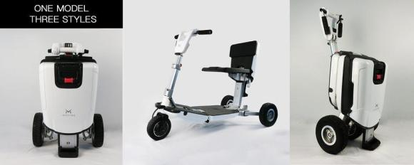 imoving personal wheelchair scooter